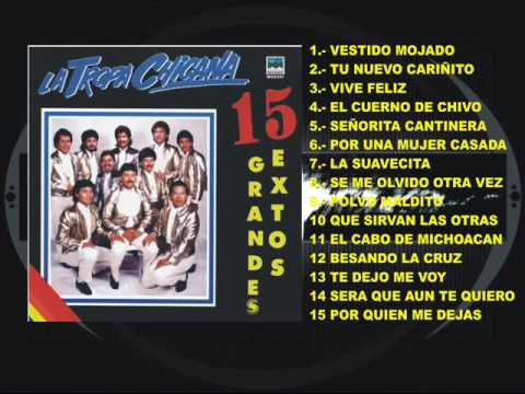 LA TROPA CHICANA - 15 GRANDES EXITOS (DISCO COMPLETO)