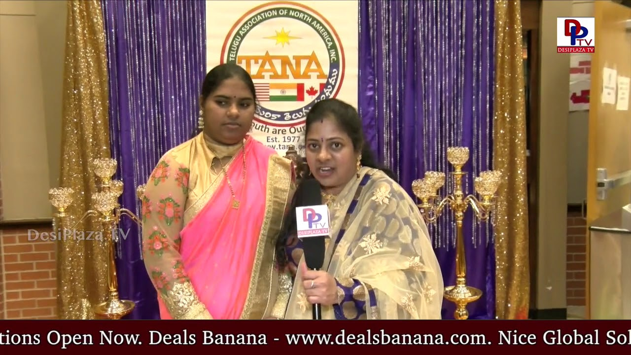 Kalpana and Priya talk about 'Koti Sarigamalu' event decoration and management || DesiplazaTV