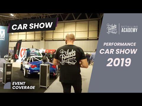 Auto Finesse do the performance car show 2019