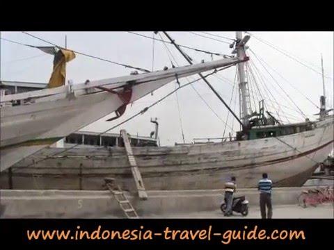 Indonesia Travel Guide -  Sunda Kelapa Harbor -  Sunda Kelapa Port