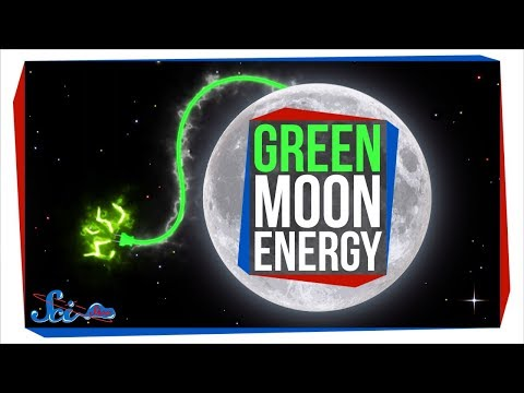 3 Ways We Could Get Clean Energy from the Moon