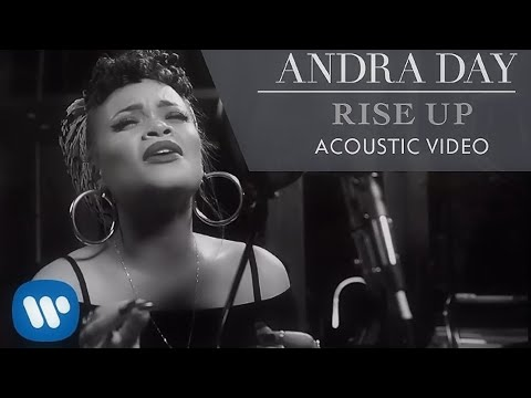 Andra Day - Rise Up Live Acoustic