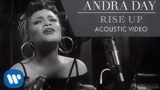 Andra Day Rise Up Live Acoustic Video