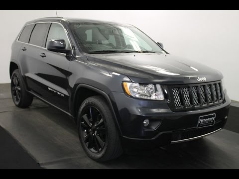 video walk around 2013 jeep grand cherokee altitude stock number ab47272 youtube. Black Bedroom Furniture Sets. Home Design Ideas
