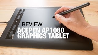 Review: Acepen AP1060 Graphics Tablet