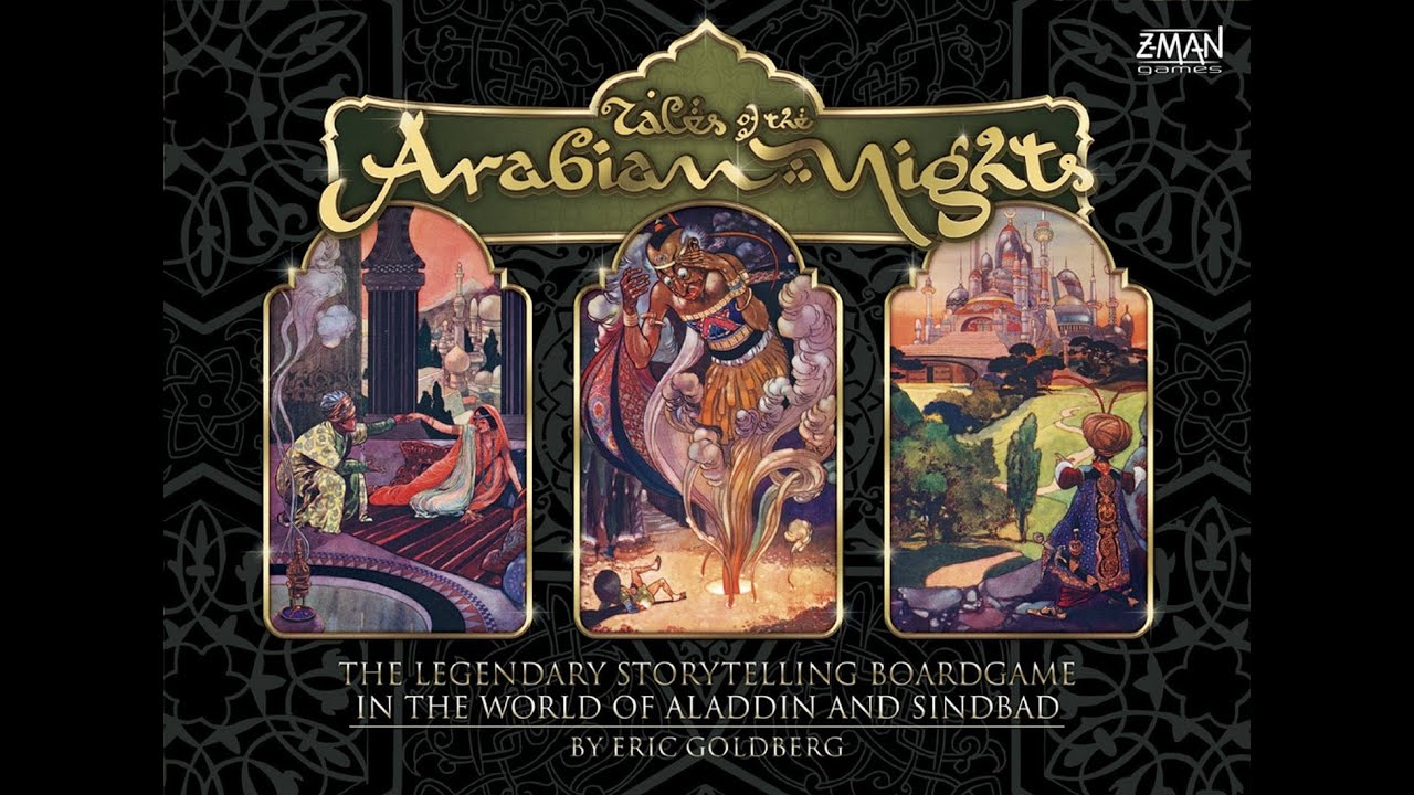 Tales of the arabian nights 1