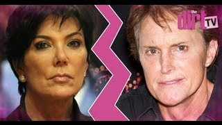 Kris And Bruce Jenner Getting Divorced! - The Dirt TV