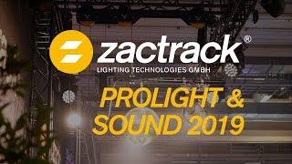 zactrack @ Prolight & Sound 2019