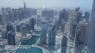 3 bedroom apartment - for RENT - Torch Tower Dubai Marina