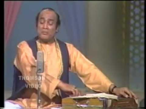 Mehdi Hassan live ghazals in concert-2