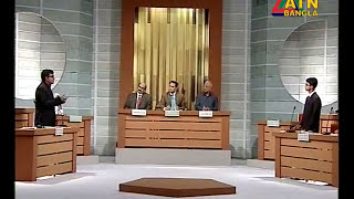 mizanur rahman debate atn bangla on caretaker government 08