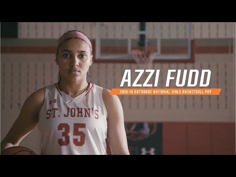 Azzi Fudd: 2018-19 Gatorade Nationals Girls Basketball Player of the Year