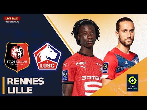 🔴🎥 Match Live/Direct : RENNES - LILLE ( Stade Rennais - Losc ) | Ligue 1 Time