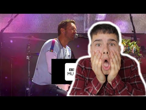 Coldplay - Fix You (One Love Manchester) | REACTION