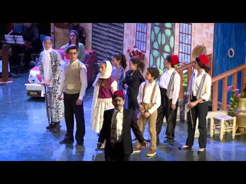"Mashrek's Production of ""Mais Al Reem"" - مسرحية ميس الريم"