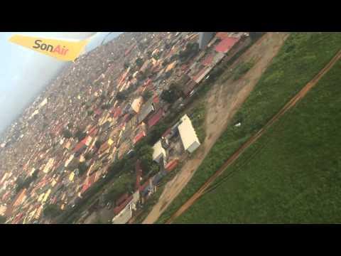 Luanda - Landing