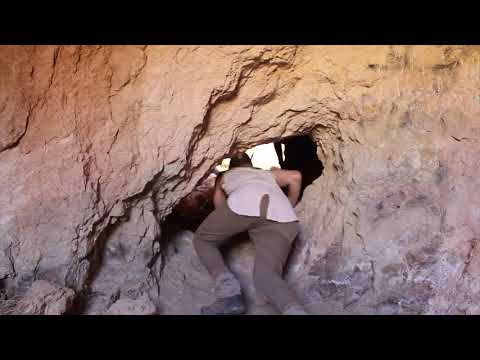 Mysterious Caves   Ancient Mining in California