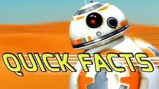 Star Wars Episode 7: The Force Awakens Quick Facts (No Spoilers)