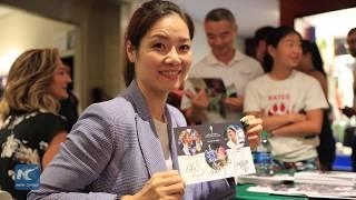 Li Na: a Hall of Famer