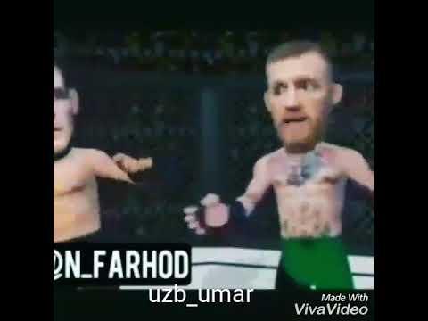 Хабиб и конор Uzbek prikol