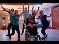 Birthday Girl Joins In with Surprise Flash Mob, and it's Beautiful!