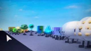 the bfb intro but made in roblox, recorded in bandicam, and re-recorded with my mom's phone