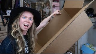 What's INSIDE These 2 GIANT BOXES?