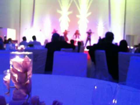"""Bond"" quartet at Abu Dhabi Media Company launch of ""Classic FM"" 3"