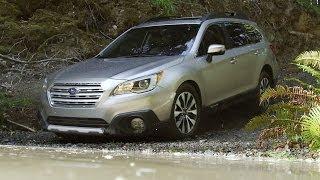 ► 2015 Subaru Outback OFFROAD