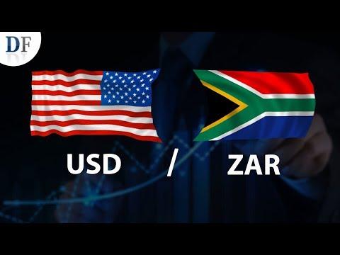 USD/ZAR Forecast May 14, 2019