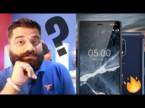 Nokia 2.1, 3.1 and 5.1 - My Opinions - Nokia X6 in India? Nokia Doing Right?