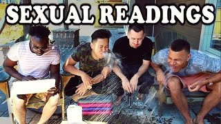 Sexual Readings   Try Not To Laugh Part 6