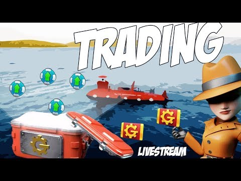 Boom Beach - Trader's Arrival - May 17/2018