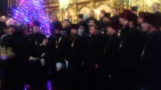 Хор духовенства міста Житомира - В Віфлеємі новина