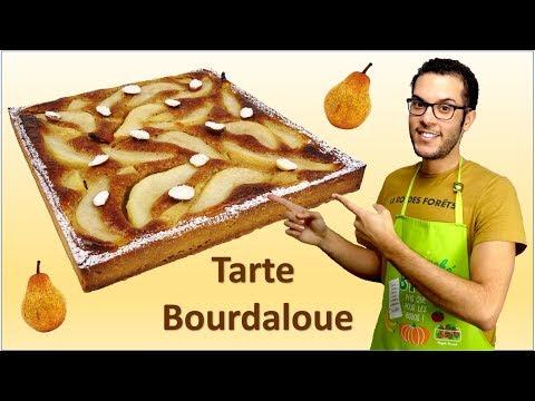 recette-tarte-bourdaloue-/-bourdaloue-tart-(en-subs)