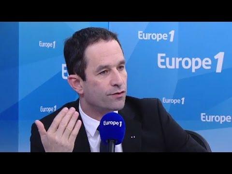 """Benoît Hamon : """"Jean-Yves Le Drian, parlons de calcul politique mais pas de socialisme"""""""