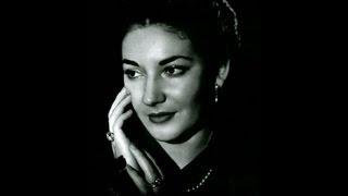 ヴェルディ 《リゴレット》 「慕わしい名前」 マリア・カラス