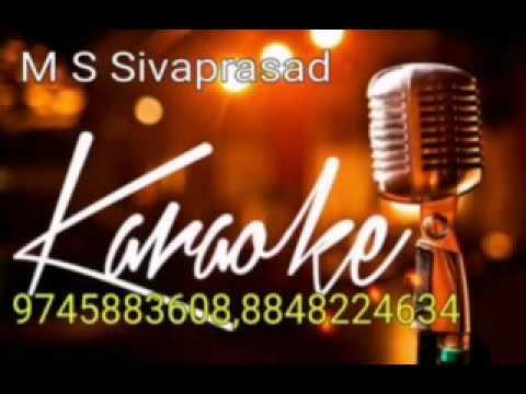 Poovaya poo karaoke