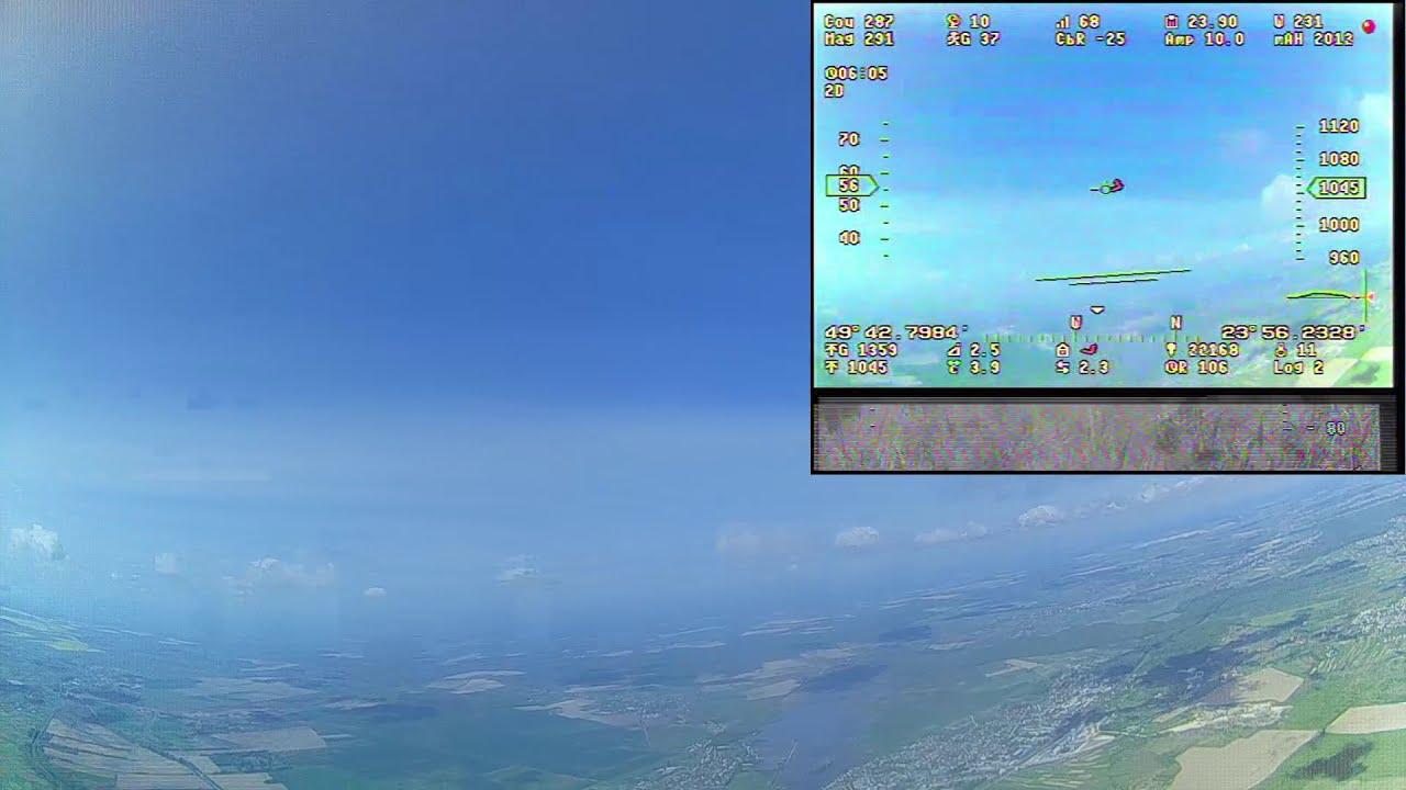Believer - 7800m high altitude FPV flight фото