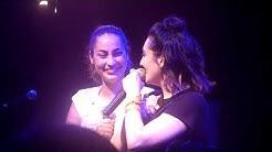 Victoria Petrosillo & Anne-Laure Girbal - medley Roi Soleil @ Reservoir Paris 22.04.2018