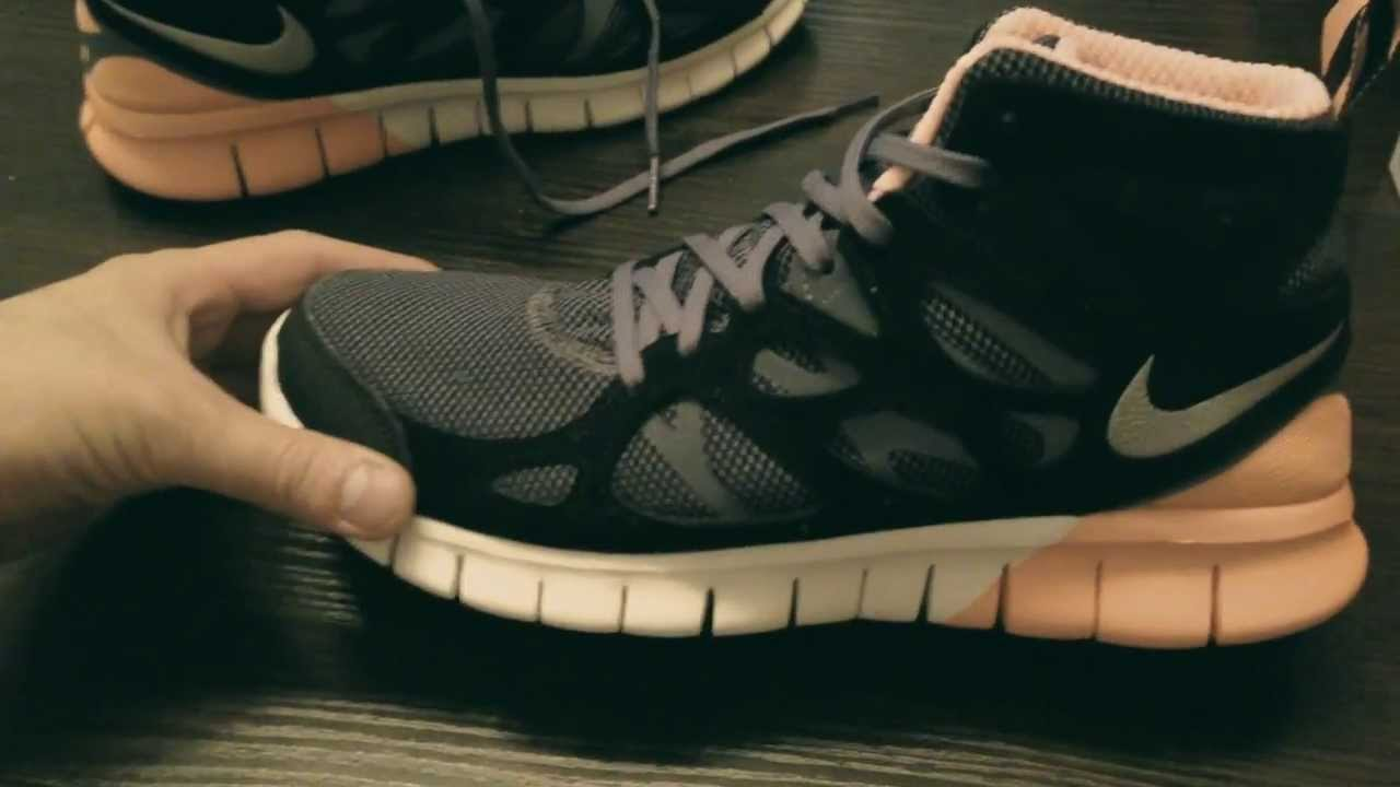 official photos 3fd61 49d37 Unboxing Nike Free Run 2 Sneakerboot - YouTube