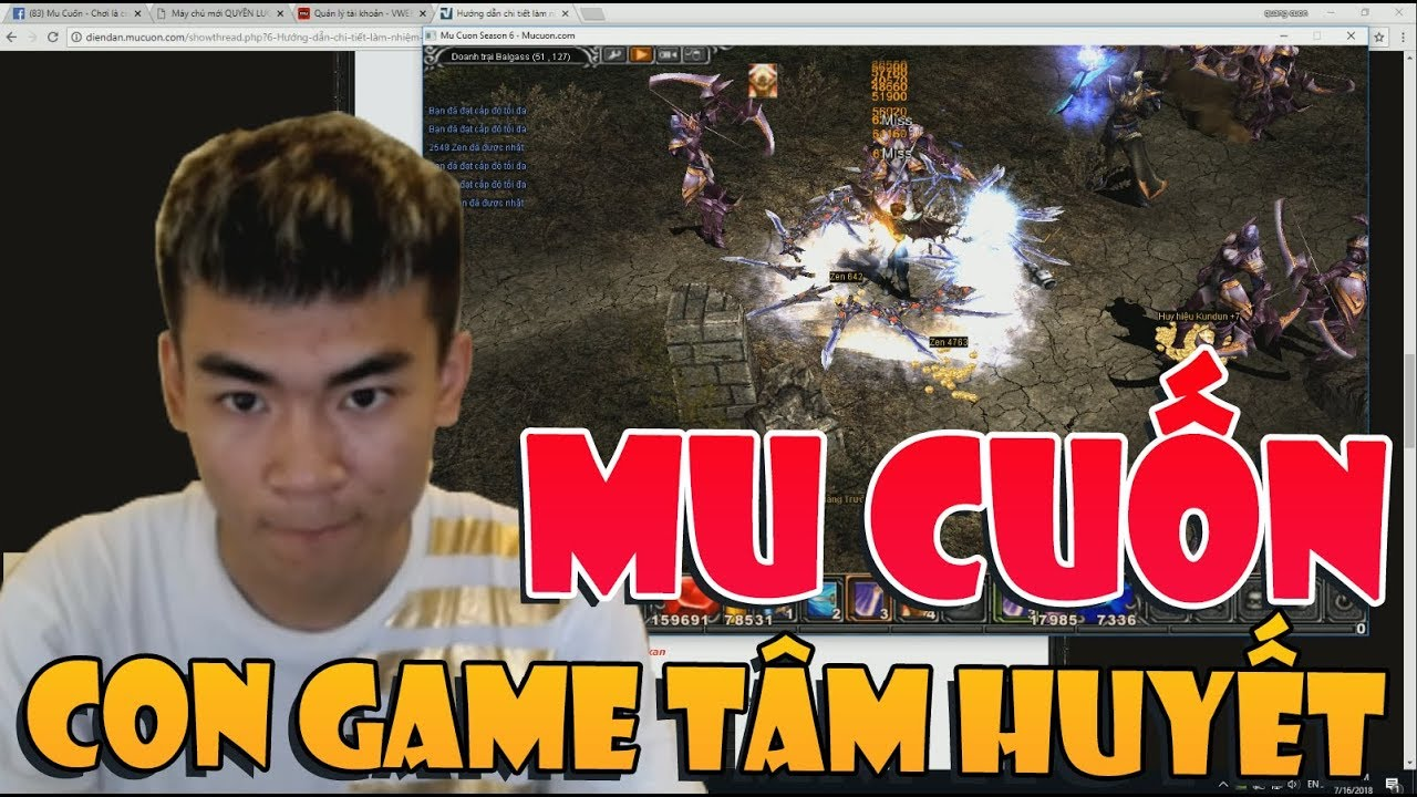 Quang Cuốn Review Siêu Phẩm Game Tâm Huyết Mu Cuốn