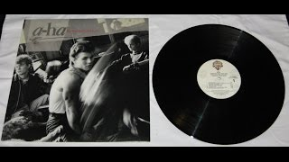 "a-ha ""HUNTING HIGH AND LOW"" Complete Album Vinyl LP conversion 180-..."