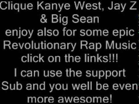 Clique Kanye West, Jay Z, & Big Sean