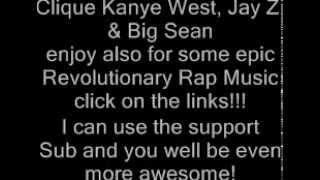 Clique Kanye West Jay Z Big Sean
