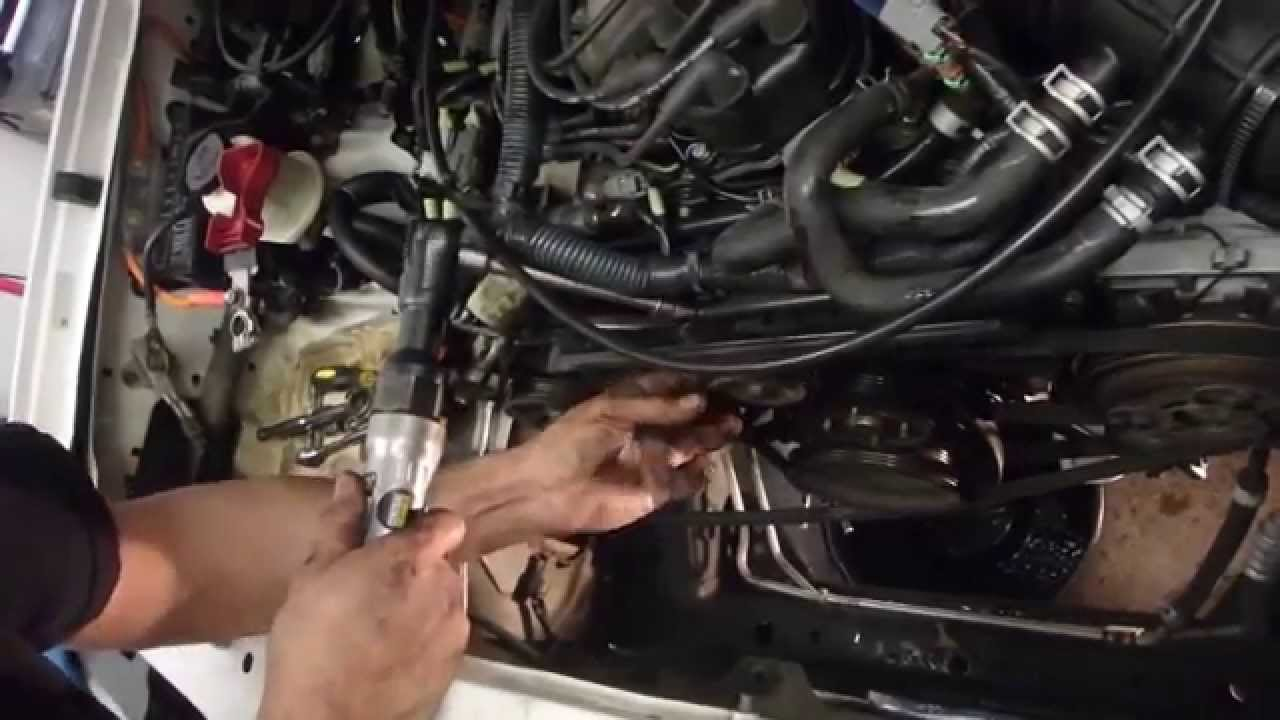 small resolution of 3 3 nissan timing belt part 1 of 2 youtube timing belt diagram 2001 nissan frontier se 4x4