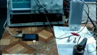 лестница иакова с аудиомодуляцией