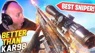 THIS *NEW* SNIPER IS THE BEST SNIPER IN CALL OF DUTY WARZONE! THE SP-R 208 IS BROKEN!