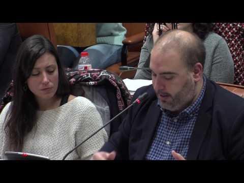 Intervencions Entesa Ple de gener de 2017 Diputació de Barcelona