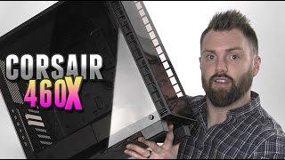 corsair crystal series 460x rgb review
